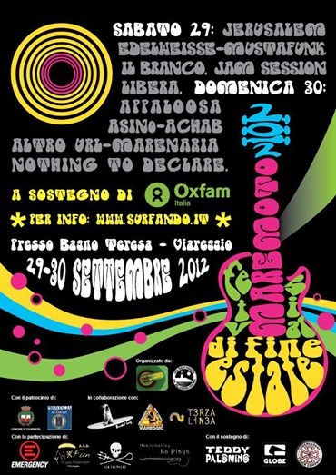 30-09-2012 - Maremoto