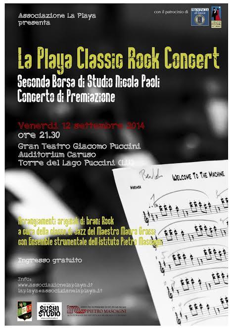 Concerto Bando Nicola Paoli 2013-2014