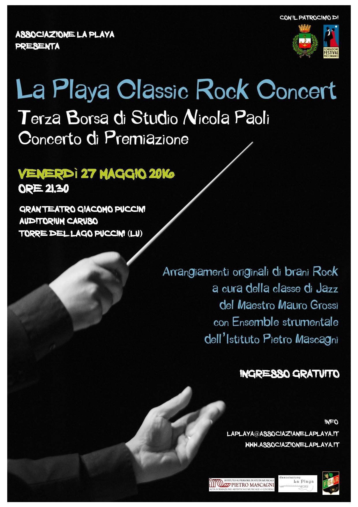 La playa Classic Rock Concert 2016